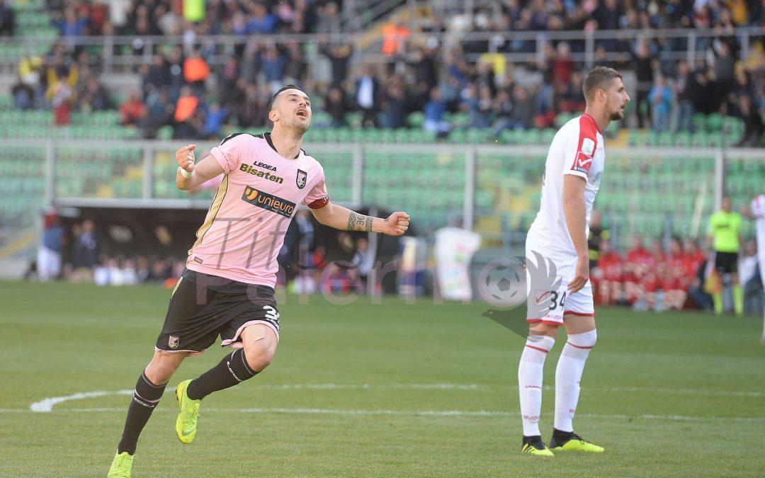 Top 3 Goal Serie B di DAZN – 29ª giornata: al 1° posto un rosanero – VIDEO
