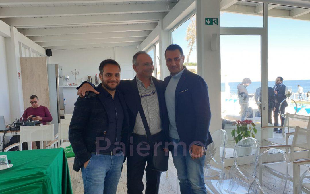 """Conference403. In corso all'Addaura  la """"Solemar Football Conference – I signori del Calcio"""""""