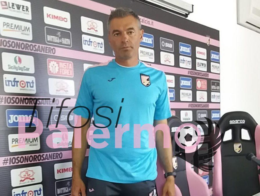 """Diego Bortoluzzi doppio ex: """"Palermo non si dimentica"""""""