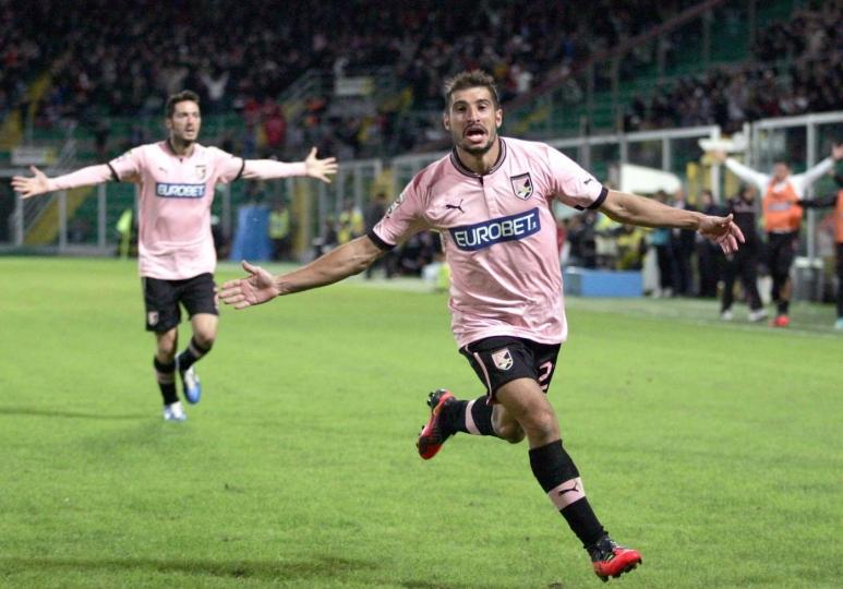 """Brienza compie 40 anni: """"E il futuro è mio. A Palermo gli anni più belli"""""""