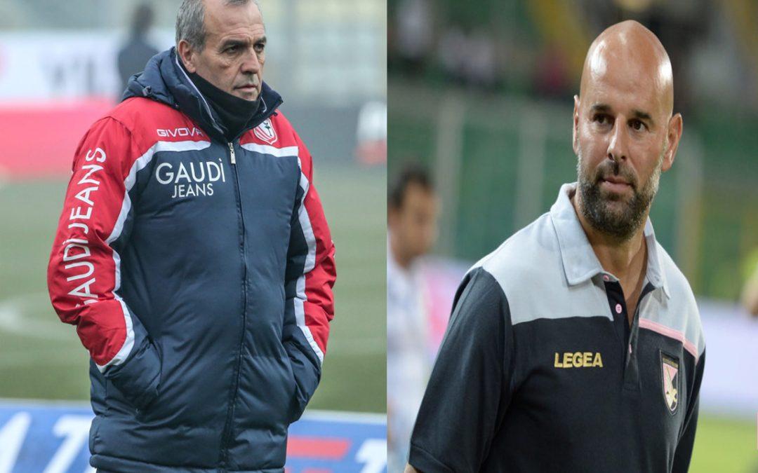 Castori, l'allenatore che lo scorso anno impedì  la promozione diretta del Palermo