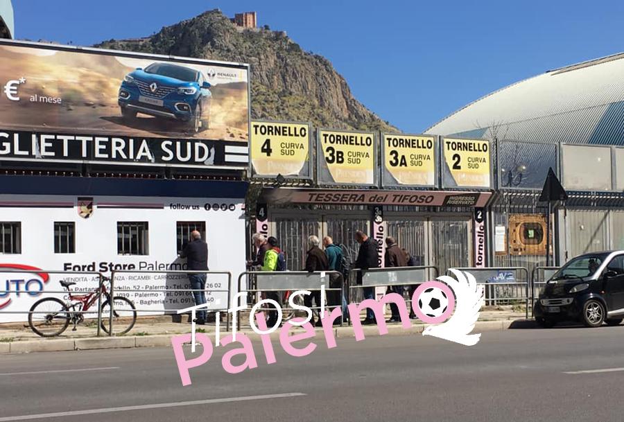 Palermo-Carpi: buon pubblico o solito deserto al Barbera? I dati dicono  che…