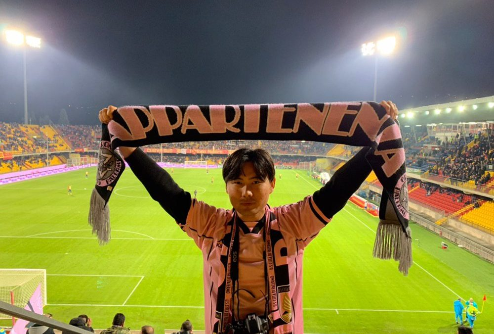 """Pan, il tifoso rosanero cinese: """"Che emozione andare in trasferta a tifare Palermo! I tifosi mi dicevano…"""""""