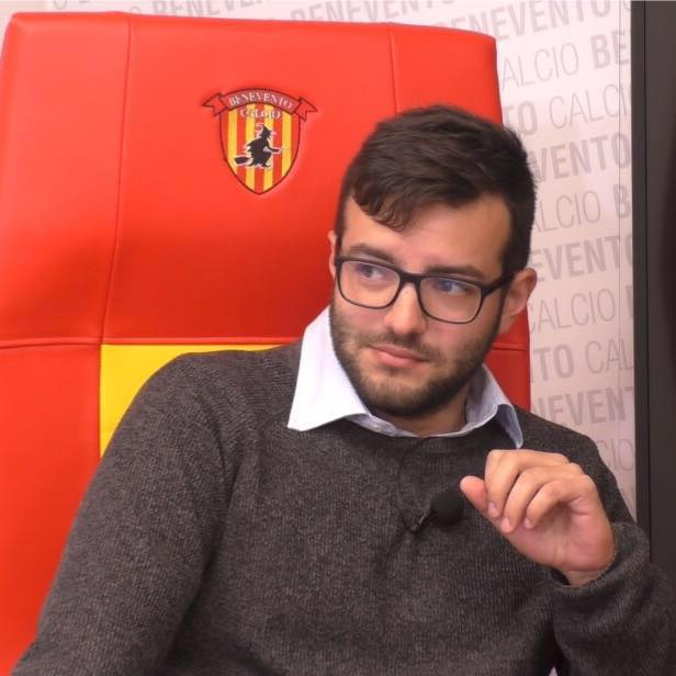 """Qui Benevento: """"Attento Palermo, noi ci crediamo ancora"""""""