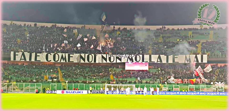 Boom di vendita per Palermo-Cittadella: ma scoppia la lite tra tifosi rosanero