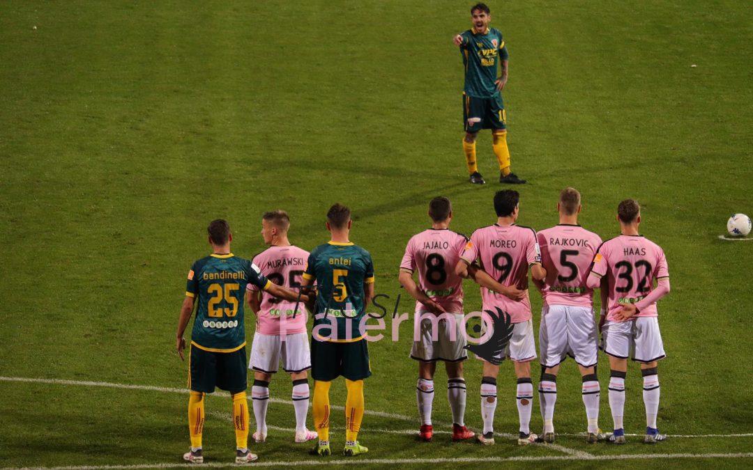 Benevento-Palermo: gli highlights del match
