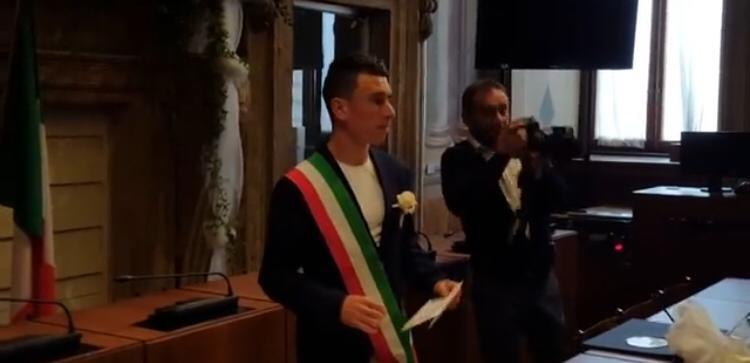 24 Aprile 2016, quando Falletti celebrava…Matrimoni! / VIDEO