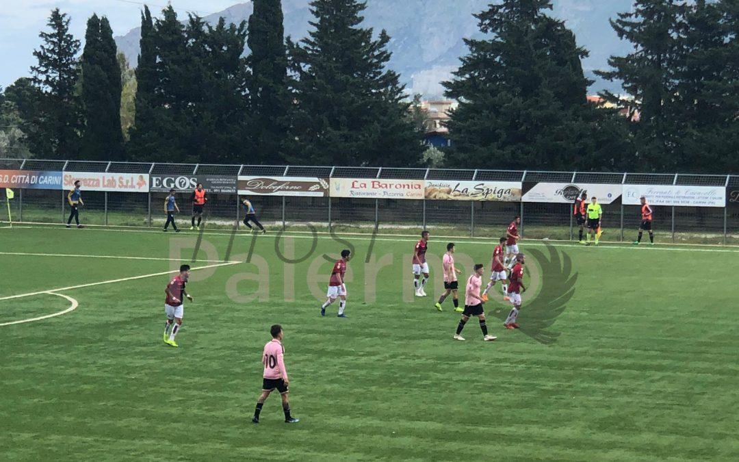 Settore giovanile, il derby con il Trapani va ai rosanero. Ecco i risultati