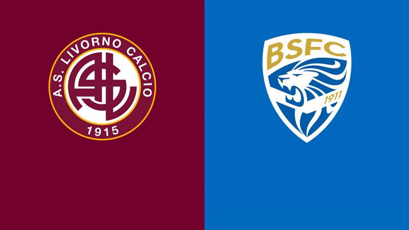 Serie B, il Brescia batte all'89' un gran Livorno e mantiene il +3 sul Lecce. La cronaca del match e la classifica aggiornata