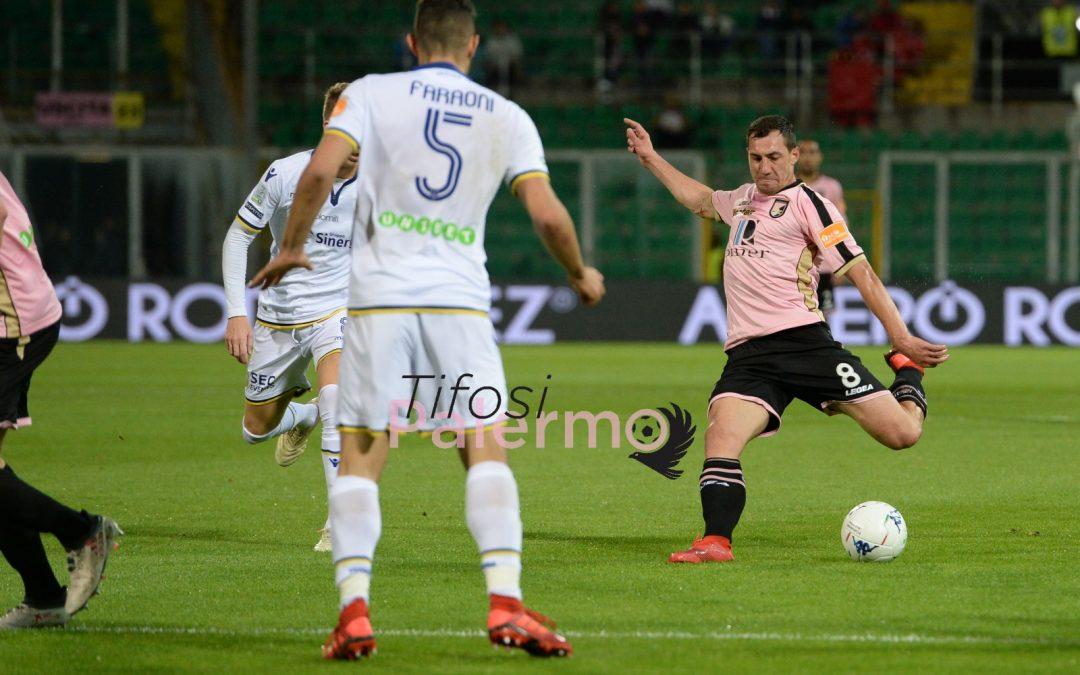 Le pagelle di Palermo – Hellas Verona: due bocciati, super Moreo!