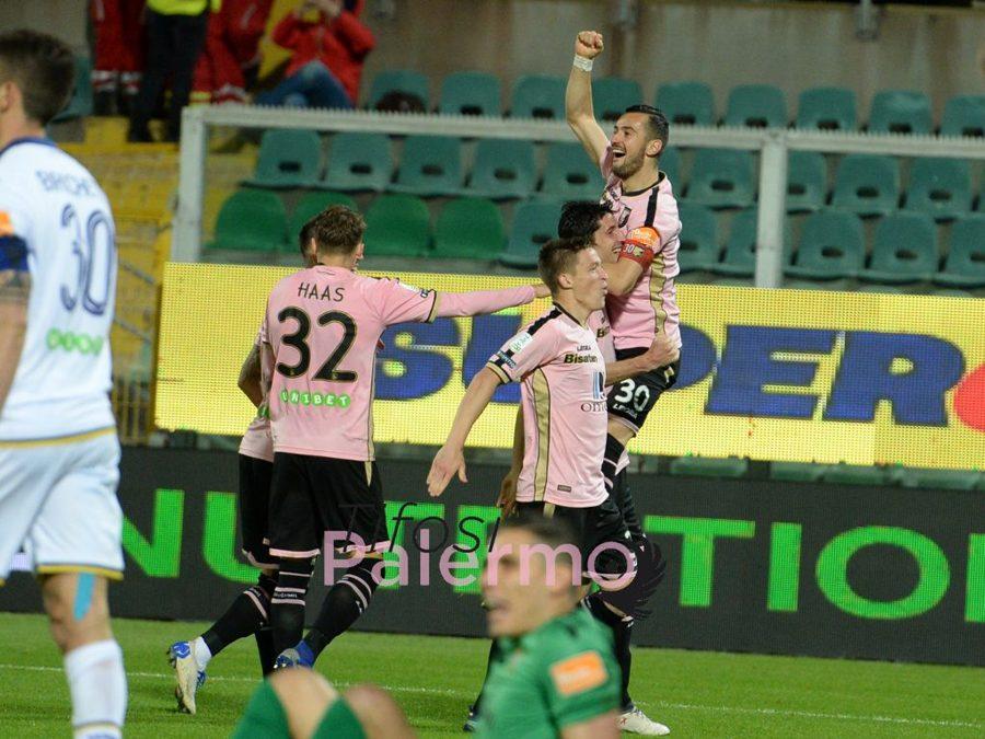 Le probabili formazioni di Benevento-Palermo. Ballottaggi in attacco e difesa, possibile Falletti dal 1′ minuto.