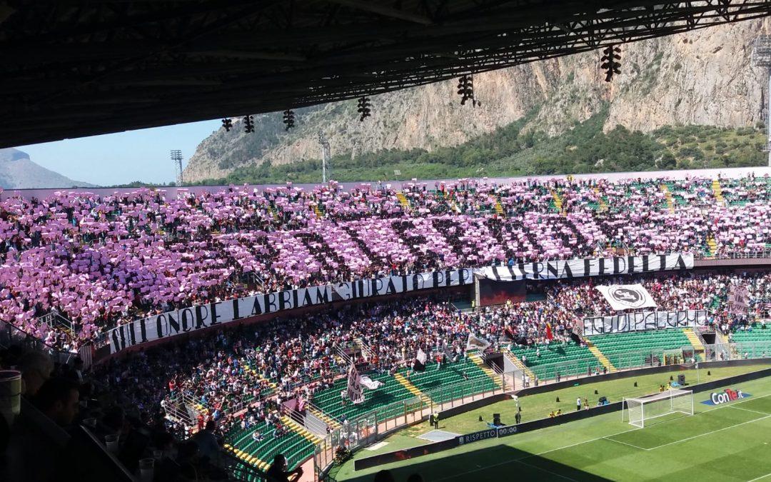 Palermo, un finale di stagione che mette i brividi