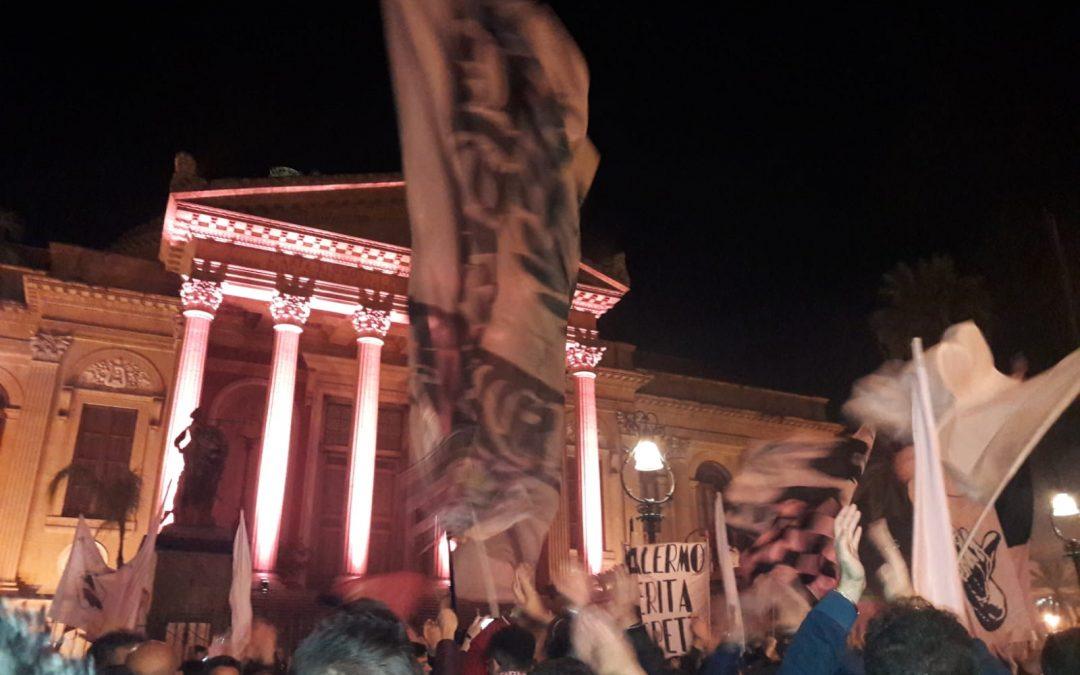 Società, istituzioni, associazioni: un piccolo aiuto per una grande protesta