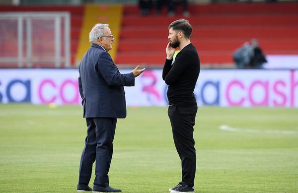 Benevento-Cittadella 0-3, il ds Foggia in lacrime e l'abbraccio con Vigorito e Bucchi…