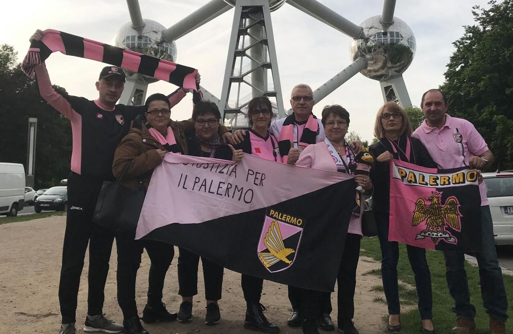 """La solidarietà per il Palermo arriva anche da Bruxelles: """"Non uccidete lo sport"""". Ecco il post"""