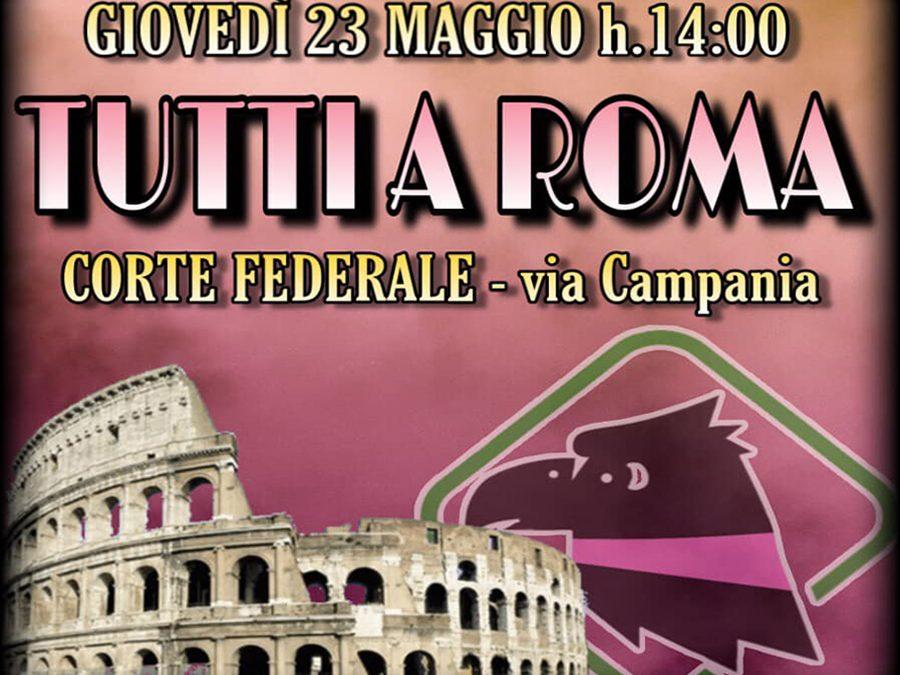 Ecco quanti tifosi previsti a Roma: i dettagli sulle partenze da Palermo