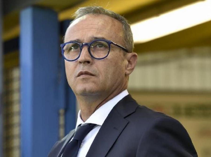 """Marino: """"Il pareggio va bene. Per i giocatori rosanero non sarà facile giocare in questa situazione"""""""