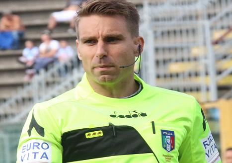 Ascoli-Palermo affidata a Fornau. Un arbitro con poca esperienza di B!