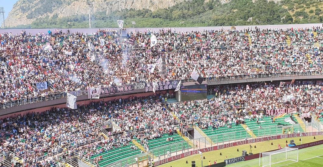 Il sogno è finito, Palermo ai play off