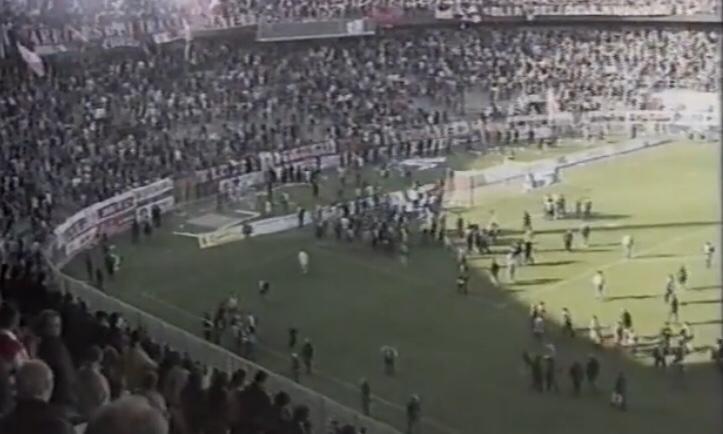 Quel 12 maggio 2001: la linea che cade, gli ultimi minuti in lacrime e San Gian Marco Sansonetti