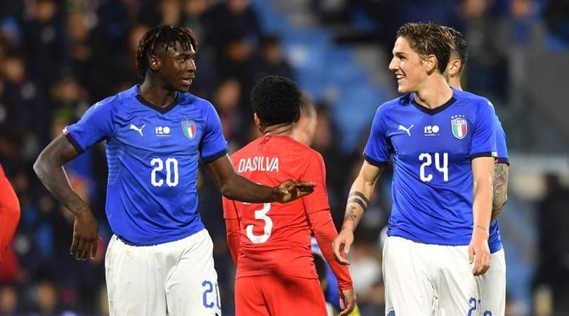 Under 21 Italia Calendario.Europei U21 Stasera L Esordio Per Un Italia Piena Di