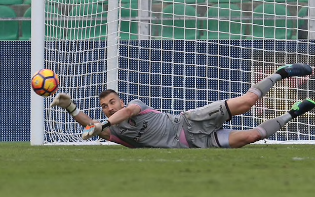 UFFICIALE: Posavec ceduto all'Hajduk Split