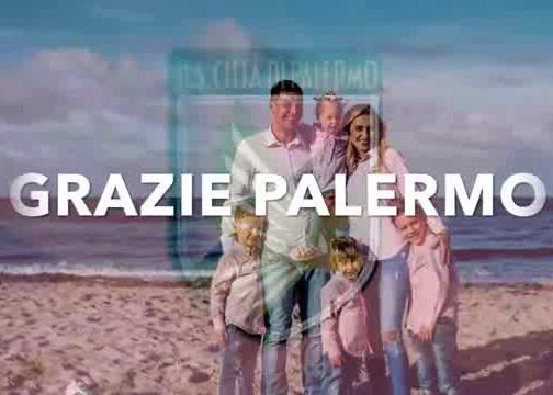 Palermo non si dimentica: la famiglia Jajalo saluta con un brano toccante…