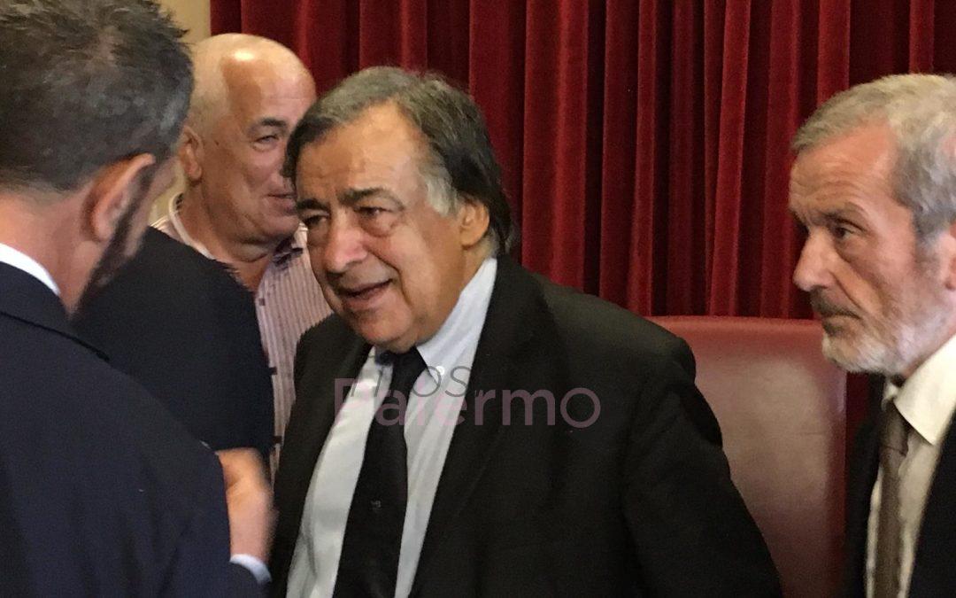 """Nuovo Palermo, Orlando: """"Decido solo io, non replico a nessuno e non parlo con nessuno"""""""