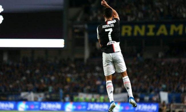 Calcio: Cristiano Ronaldo è il