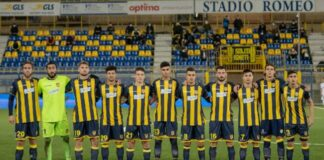 Juve Stabia - Palermo