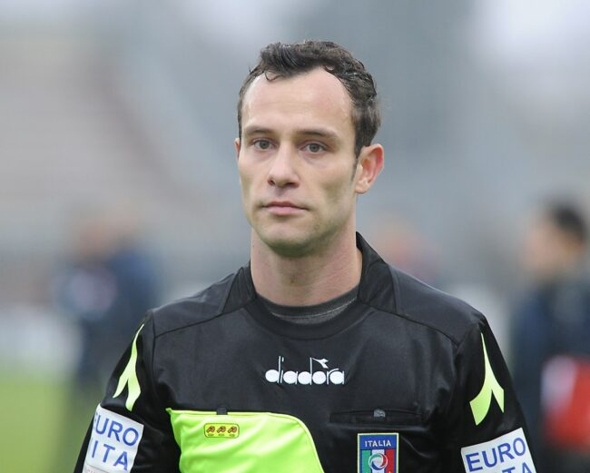 arbitro Feliciani