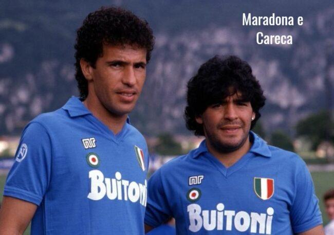 palermitano Napoli Maradona