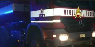 Palermo auto fiamme