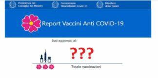bollettino vaccinati