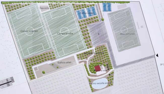 centro sportivo palermo