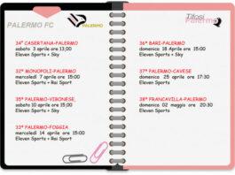 calendario Palermo