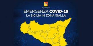 zona gialla sicilia