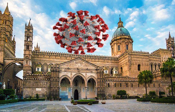 Palermo in zona rossa