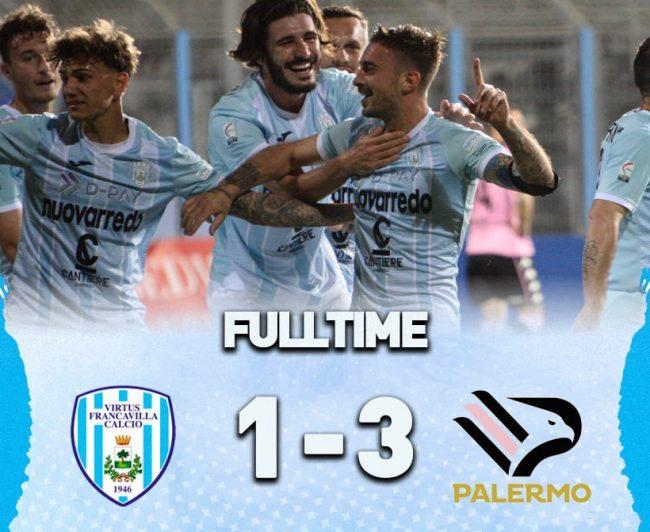 Palermo - Il bilancio resta negativo