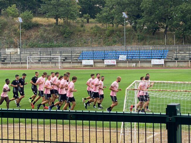 Palermo ritiro