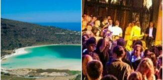 Pantelleria festa abusiva