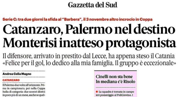 Palermo - Catanzaro